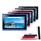 "iRULU 16GB 7"" Google Android 4.4 Quad Core 1024*600 HD Screen Tablet PC w/ Case"