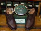 Mens ALFRED SARGENT CALDBECK BROWN VELDTSCHOEN SHOES SIZES7.8,8.5,9,10,11 + 12