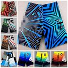 New Men's Beach Pants Quick-Dry Surf Board Shorts Swimwear Sport Pants