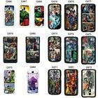 DC Marvel superhero comic book cover case for Samsung Galaxy No. 21