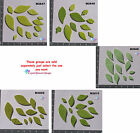 LEAVES - HANDMADE, CERAMIC MOSAIC TILES for your project ( Pick you Group ) # 4