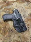 walther p22 left hand holster - Gunner's Custom Holster Walther IWB Concealment Kydex Holster
