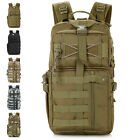 H12 Mens Tactical Military Outdoor Backpack Hiking Camping Trekking Rucksack Bag