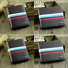 New Men's Genuine Leather Credit Cards Purse Wallet Clutch Bifold Clip Handbag