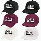 BASS GOD hat cap GUITAR BAND TOUR GIG FAN CONCERT ROCK POP  -  T shirt in shop