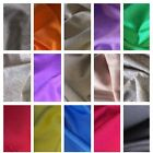 50cm Organic Cotton Stretch Jersey T-Shirt Fabric - choice of colours