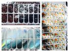 Nail foil sticker art NEW beautiful designs many to chose from easy to apply 02