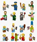 New Lego SIMPSONS Minifigures  71005 Series 13 - Pick / Choose mini Figure Set