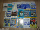 Kilmarnock  Home Programmes  1970 onwards. Select the one(s) you require
