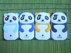 1X USA SOFT FOREST BAMBOO PANDA CUTE COLOR NEW IPHONE 5 CASE COVER FREE SCREEN