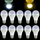 E26 E27 10W LED Bulb 110V White Warm Light Ultra Bright Lamp = 60W Filament Lamp