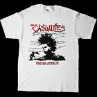 The Casualties Shirt Street Punk Rock Gbh Exploited Jorge Herrera for The Punx