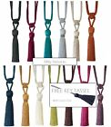 Milly - Beaded Trim Curtain Tie Back !!FREE KEY TASSEL WITH EACH PAIR!!