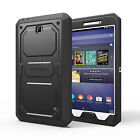 Rugged DualLayer Full Protective Case Cover for Samsung Galaxy Tab 4 Nook 7.0 7""
