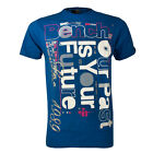 Mens Bench Stablio Blue T Shirt