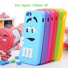Fashion 3D Cute Lovely Pattern Soft Silicone Case Cover for Apple iPhone 5C G