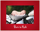 Custom BABY GIRL BOY Motorcycle  Shower INVITATIONS  Postcards Flat Cards Env