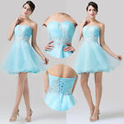 HOT Prom Cocktail Evening Feast Party Short Ball Dresses Dancing Wear Homecoming