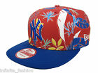 New Era Men's MLB 9FIFTY New York Yankees Multi-Hawi Floral Snapback Cap - Blue