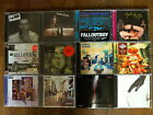 CD ALBUM BUNDLE - CHOICE OF 60 INDIE - ROCK - BRIT POP TITLES!