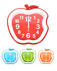 The Bitten Apple Wall Clock (C92111)