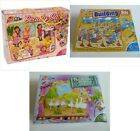 My First Building, Beauty Salon & Swan Lake Puzzle, 45pc by Grafix, GIFT 4 Kids