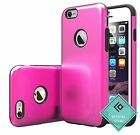 Caseology® [SLEEK] Shockproof Dual Armor Case Cover for Apple iPhone 6 &...