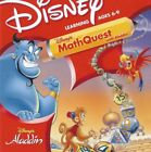 DISNEY MATHQUEST ALADDIN +1Clk Windows 10 8 7 Vista XP Install