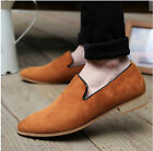 New British Men's Casual Slip On Loafer Shoes Moccasins Driving Shoe