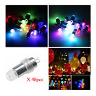 48LED Light Paper Lantern Waterproof Balloon Floral for Wedding Party Decoration