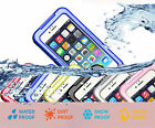 New Case For iPhone 6 6+ Plus 4.7 5.5 Waterproof Durable Shockproof Cover Skin