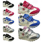NEW GIRLS FANCY PUMPS BABIES PARTY TODDLERS INFANTS TRAINERS SHOES SIZE