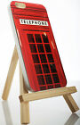 Apple iPhone 6 Vintage London Classic Case+Tempered Glass LCD Screen Protector