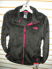 The North Face Womens Osito 2 Fleece Jacket-#c782-s, M, L, Xl-tnf Black / C Pink