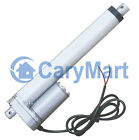 "8"" / 200mm Stroke Heavy Duty Linear Actuator IP65 Waterproof 200 lbs Lift 12/24V"
