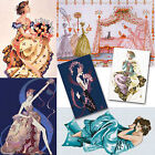 14Needlepoint Complete Counted Cross Stitch Kits Royal Theme Queen, Palace X'mas