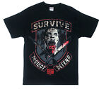 The Walking Dead 'Survive Protect Defend' T Shirt New Official Merch Post Today
