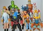 dungeons and dragons advanced action force figures Bowmarc Mandoom Drex Kelek