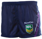 Melbourne Storm Player Issue On-Field Shorts New/Tags Choose Your Size