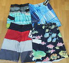 Billabong boy swim board shorts 9-10, 11-12, 13-14, 15-16 y  NEW  beach BNWT