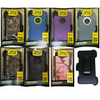 100% Genuine Otterbox Defender Series Case Cover For 4.7 Apple iPhone 6 & Clip