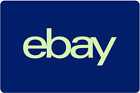 eBay Gift Card 15 to 200 - Email Delivery