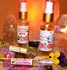 earthbody SACRED ESCENTIAL PERFUME OIL ~ Essential Oils ~ Pure Natural Organic