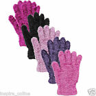LADIES WOMENS FEATHER TOUCH GIRLS FLUFFY COSY MAGIC FASHION WARM WINTER GLOVES