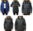 Mens Designer Le Breve Jacket Padded Puffer & Parka Long Fur Coat For Winter