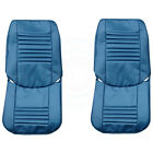 1967 Chevelle Malibu Front & Rear Seat Upholstery Covers - COLORS PUI New