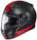 HJC CL-17 Streamline Motorcycle Helmet Red All Sizes