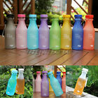 Portable Leak-proof Unbreakable Sport Travel Water Bottle Cycling Camping Cup