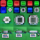 10W 20W 30W RGB Red Green Blue High Power Bright Full Color LED Light +AC Driver