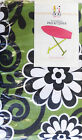 Ironing Board Cover & Pad - Floral Stripes Scroll Fleur de Lis Iron
